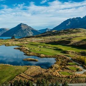 (新西兰#6)杰克斯角高尔夫球场 Jack's Point Golf Course
