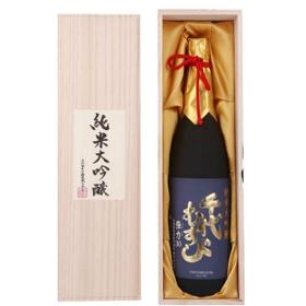【闪购】 千代缘纯米大吟酿强力30清酒_720ml