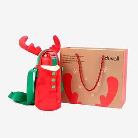 Duvall杜瓦尔 麋鹿保温杯新年礼盒