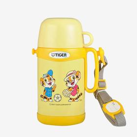 虎牌MCG-A05C 儿童保温杯黄色款