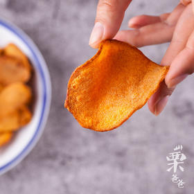 薯你脆 香酥红薯片 160克*3袋