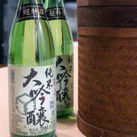 朝香纯米大吟酿清酒720毫升