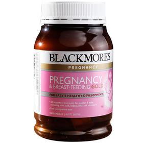 澳洲直邮丨Blackmores 澳佳宝 孕妇黄金素   综合营养素 180粒(2盒装)
