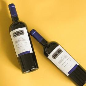 圣艾玛梅洛红葡萄酒750毫升