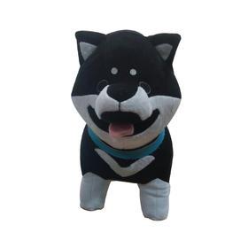 玩偶94189黑柴犬