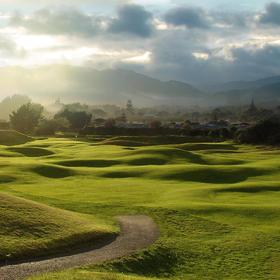 (新西兰#3)帕拉帕拉乌姆海滩高尔夫俱乐部 Paraparaumu Beach Golf Club