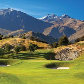 (新西兰#7)新西兰山丘高尔夫俱乐部 The Hills  Golf Club