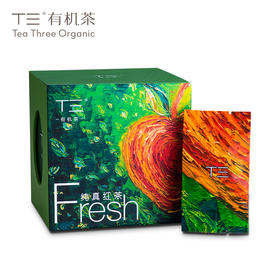 T三有机茶-原叶袋泡茶、艺术装