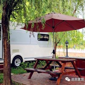 途居镇江露营地---6米大床房/标准/拓展房车