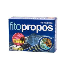 西班牙 ynsadiet 英莎  Fitopropos 蜂胶松果清肺胶囊 45粒