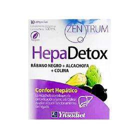 西班牙 ynsadiet 英莎 hepadetox 护肝口服液 10支