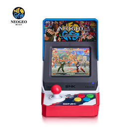 SNK40周年 NEOGEO亚洲版主机 mini迷你机街机 抖音经典怀旧游戏机