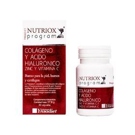 西班牙 ynsadiet 英莎 Nutriox 胶原蛋白-玻尿酸纳胶囊 30粒