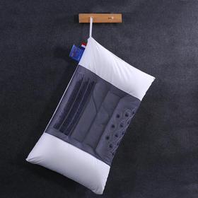 【枕芯】负离子磁石保健枕 简约舒适枕芯 - 缔歌纺织