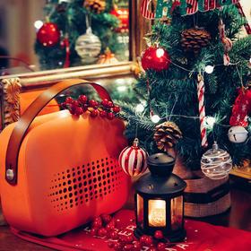 诗杭SIAU取暖器家用节能省电速热迷你暖风机办公室桌面圣诞节礼物