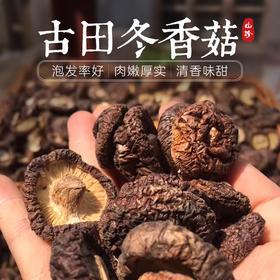 古田冬香菇 精选新鲜香菇干货 古田农家土特产 250g、500g包邮