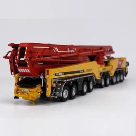 1:50 三一原厂 SANY 86米混凝土泵车模型