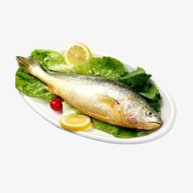 大黄花鱼,一条一斤左右,只要25元出