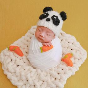 高品质新生儿艺术照上门拍摄服务