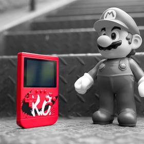 游戏机充电宝 迷你掌上街机 10000mAh 300款经典游戏 童年小霸王/任天堂回忆 送礼必备
