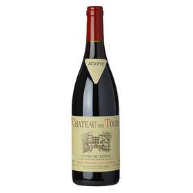 【闪购】图尔斯古堡隆河谷干红葡萄酒2014/Chateau des Tours Cotes du Rhone 2014