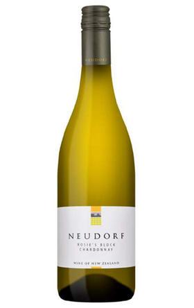 鲁道夫罗西园霞多丽干白葡萄酒2017/Neudorf Rosie's Block Chardonnay 2017
