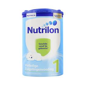 荷兰直邮 荷兰Nutrilon牛栏婴幼儿奶粉 1段 800g(三罐装)