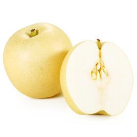 皇冠梨 6-8个 净重约4斤  新鲜水果