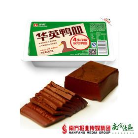 【不掺假血】华英鸭血  300g/盒