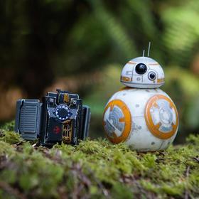 美国正品Sphero BB-8星球大战智能机器人儿童益智遥控可编程玩具   代购  预售