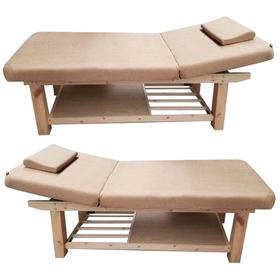 A-022-3实木美容床