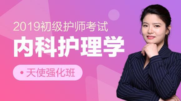 2019初级护师考试天使强化班【内科护理学】课件持续更新中