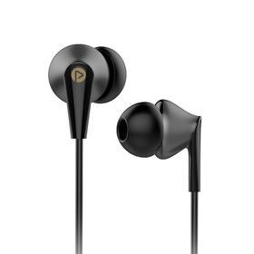 S1双单元圈瓷耳机 三键线控音乐耳机