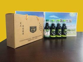 低生堂礼盒装(3瓶苦荞醋 + 1瓶苦荞酱油)