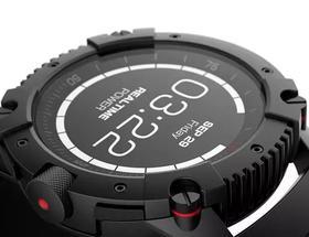 代购美国正品 Matrix PowerWatch X 永不充电黑科技自发电智能手表