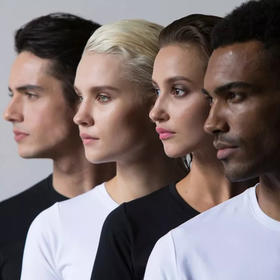 【超值短袖2件装99元】2020新款T恤-男女时尚纯色T恤,机洗100次不变形,打底T恤,火爆来袭,逆天品质