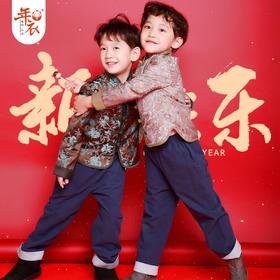 年衣 【年福】系列-金猪贺岁套装1月15日左右发货