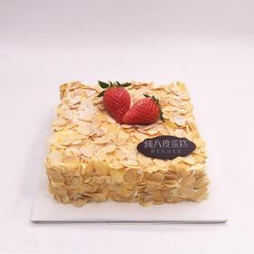 麦香芝士蛋糕