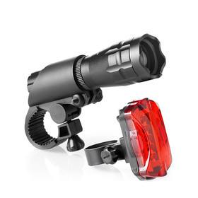 美国代购预售TeamObsidian自行车强光照明灯山地车前照明车头灯