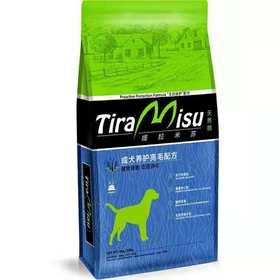 提拉米苏 成犬 养护亮毛配方 天然粮 10kg