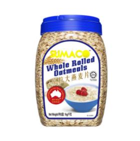素玛哥牌快熟即食燕麦片1kg