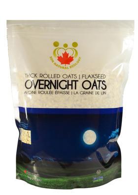 加拿大 亚麻籽营养麦片二合一 1袋