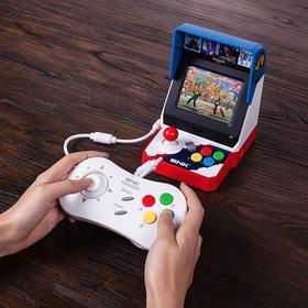 SNK40周年NEOGEO主机 mini迷你街机 复刻版经典怀旧游戏机