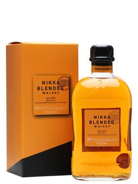 【闪购】一甲日果调和威士忌_700ml/Nikka Blended Whisky_700ml