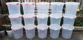 36L六角桶 一箱4个 酵素桶 食品级多功能桶