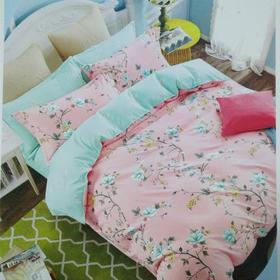 活性纯棉床单四件套