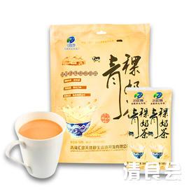 青海 三江雪 青稞奶茶