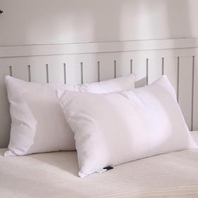 【枕芯】简约舒适羽绒软枕 - 缔歌纺织