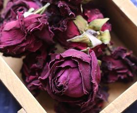 【礼盒】墨红玫瑰礼盒