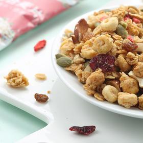 中粮山萃每日藜麦混合麦片 700g/盒